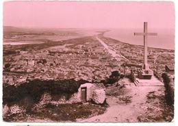 34 - SÈTE - Panorama Pris Du Mont St Clair - Ed. CAP N° 168 - 1952 - Fond Rose - Sete (Cette)