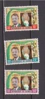 GUINEE      N°  YVERT    75/77  NEUF SANS  CHARNIERE - Guinée (1958-...)