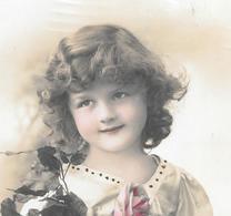 CPA..  ENFANT...ARTISTIQUE..     BONNE ANNEE...DOUCEUR....TBE....  VOIR SCAN....1911. - Portraits