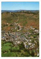 CPSM Marcillac Vallon Aveyron Touristique 12 Vue Générale Aérienne éditeur BOS à Ytrac N°12-466 - Autres Communes