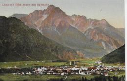 AK 0933 Lienz Gegen Spitzkofel - Verlag Kleinmayr Um 1909 - Lienz