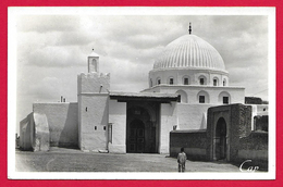 CPSM Tunisie - Kairouan - Mosquée Sidi Abd El Kader - Tunisie