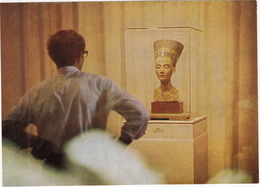 Berlin - Ägyptisches Museum : Büste Der Nofretete -  (Staatliche Museen Preußischer Kulturbesitz) - D. - Mitte