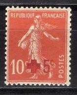 FRANCE 1906 / 1920 -  Y.T. N° 146  - NEUF* - Ungebraucht