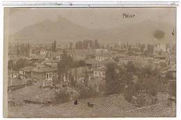 CARTE  PHOTO  PRILEP  PRILIP      TBE   1K510 - Bulgarien