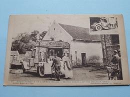 AUTO-CHAPELLE De L'Armée Belge MOTOR-Chap ( 10 - J. Picot ) Secteur Belge De L'Yser - Anno 19?? ( Details Zie Foto's ) ! - Materiale