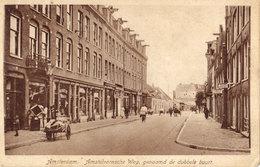 Amstelveensche Weg. Genaamd De Dubbele Buurt - Amsterdam