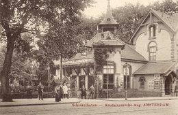 Amstelveensche Weg.Schinkelkade - Amsterdam