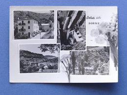 Cartolina Sorne Di Brentonico - Varie Vedute - 1968 - Trento