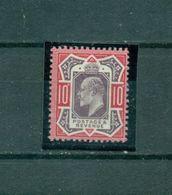 Großbritannien, König, Mi.-Nr. 113 Falz * - 1902-1951 (Könige)