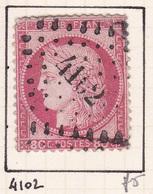 France - PCGC 4102 - Varennes-Courtemont - Aisne - Pdd à 1€ - Marcophily (detached Stamps)