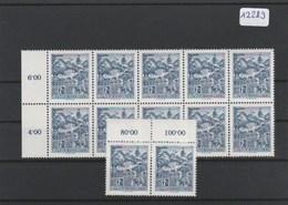 Österreich     Postfrisch **   12x MiNr. 1256 - Oostenrijk