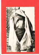 FEMME SEIN  NU Cpa Animée Jeune  Mauresque   1003 Edit C A P - Afrique Du Nord (Maghreb)