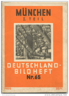 Nr. 65 Deutschland-Bildheft - München 1. Teil - München