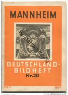Nr. 20 Deutschland-Bildheft - Mannheim - Sonstige