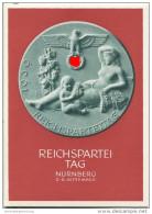 Postkarte - Reichsparteitag Nürnberg 1939 - Briefe U. Dokumente