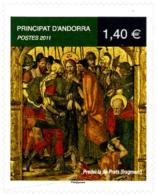 Ref. 262548 * NEW *  - ANDORRA. French Adm. . 2011. RELIGIOUS ART. ARTE RELIGIOSO - French Andorra