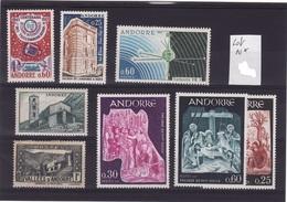 ANDORRE Lot  N*  C327 - Andorra Francese