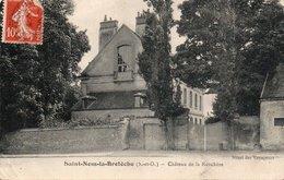 ST NOM LA BRETECHE-chateau De La Ranchère - St. Nom La Breteche