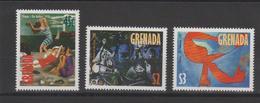 Grenada 3 Val. 3266-3268 - Picasso