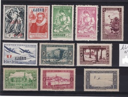 ALGERIE Lot N** C345 - Algérie (1924-1962)