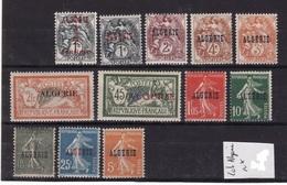 ALGERIE Lot N* C346 - Algérie (1924-1962)