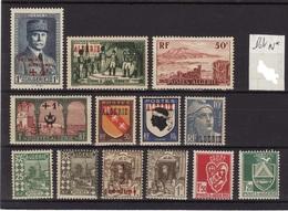 ALGERIE Lot N* C347 - Algérie (1924-1962)