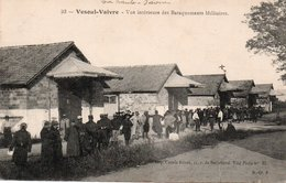 VESOUL VAIVRE-vue Interieure Des Baraquements Militaires - Vesoul