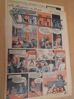 CLI718  REVUE TINTIN ANNEES 60/70 / RECIT COMPLET EN 4 PAGES 2 FEUILLES GEORGES MELIES MAGICIEN DU 7e ART - Livres, BD, Revues