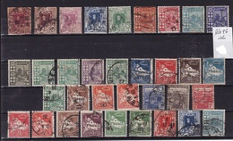 ALGERIE Lot Pf Obli C354 - Algérie (1924-1962)