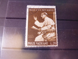 VATICAN YVERT N° 434 - Oblitérés