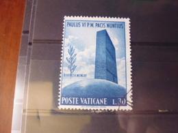 VATICAN YVERT N° 435 - Oblitérés