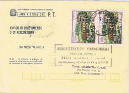 """A.R. Con 2 X """" Villa Nitti Maratea"""" """" - 6. 1946-.. Repubblica"""
