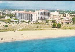 ESPAGNE --HOSPITALET DEL INFANTE--apartamentos PARIS Y VERSALLES---( Peu Courante )--voir 2 Scans - Tarragona