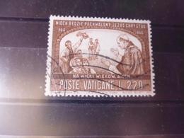 VATICAN YVERT N° 456 - Oblitérés