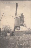 Eppeghem -  Nouveau Moulin - Nieuwe Molen - Geanimeerd - 1910 - Uitg. N. Laflotte, Brussel - Windmills