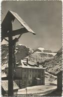 X3109 Passo Pordoi (Trento Belluno) - Albergo Savoia - Panorama Invernale / Viaggiata 1951 - Italie
