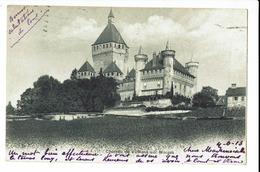 CPA - Carte Postale -  Suisse - Château De Vufflens Sur Morges -1913 - S758 - GE Genève