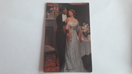 A-1256, Postcard - Wedded - Marriages
