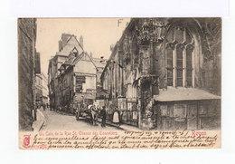 Rouen. Un Coin De La Rue Des Tonneliers. (3001) - Rouen
