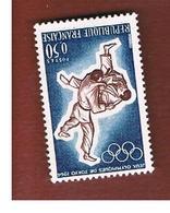 FRANCIA  (FRANCE) - SG 1659 -  1964 OLYMPIC GAMES: JUDO  - MINT ** - Ungebraucht