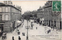 B52178   Clermont Ferrand -  Place Gilbert  Gaillard - Ohne Zuordnung
