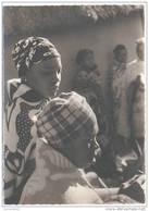 CPSM LESOTHO - LESSOUTO - Fileuses Près De Cana - Lesotho