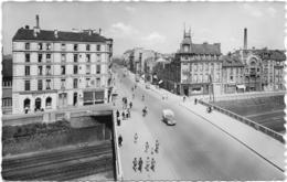 MARNE....REIMS...LE PONT ET L AVENUE DE LAON - Reims