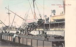 South Africa - DURBAN, Kafirs Coaling A Ship - Sud Africa
