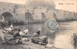 ¤¤  -    LIMAY   -    Le Vieux Pont  -  Lavoir , Lavendières -  ¤¤ - Limay