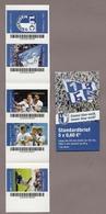 Privatpost- Biberpost - Markenheft Booklet - Fußball Fútbol Soccer Football - 1. FC Magdeburg - 1. FCM - Aufstieg - 5 W - Fussball