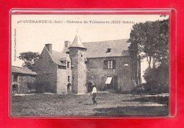44-CPA GUERANDE - Guérande