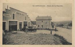 CHAUFFAILLES Route De La Clayette ( Garage) - France