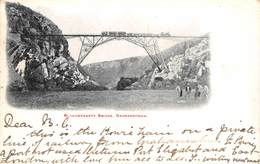 South Africa - GRAHAMSTOWN, Blaauwkrantz Bridge, Used 1904 - Sud Africa